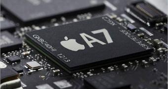 Depois de fabricar o A7 para a Apple, Samsung promete smartphones com processadores de 64 bits