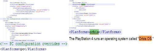 Código-fonte de GTA V. Clica que amplia