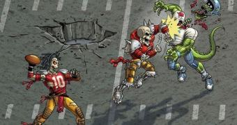 Mutant League Football poderá ganhar sucessor via Kickstarter