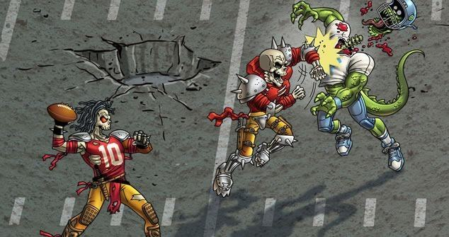 Mutant-Football-League