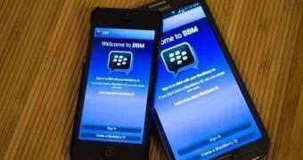 BlackBerry Messenger será lançado neste fim de semana para iOS e Android