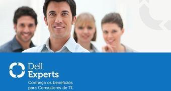 Dell Experts, um programa de vantagens para consultores e profissionais de TI