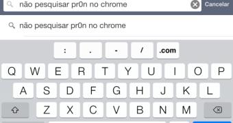 Navegação anônima no Chrome para iOS não é tão anônima assim