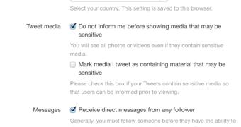 Twitter libera, novamente, recebimento de DMs de qualquer usuário