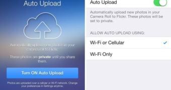 """Flickr para iOS ganha upload automático e opção para """"endireitar"""" imagens"""