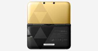 "Novo 3DS XL se inspira na dualidade de ""The Legend of Zelda: A Link Between Worlds"""
