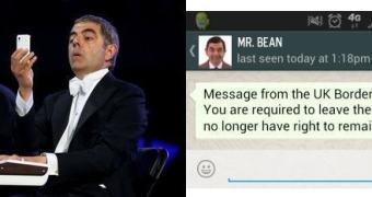 """Governo britânico envia quase 40 mil SMS para """"expulsar"""" estrangeiros ilegais (e alguns legais) de suas terras"""