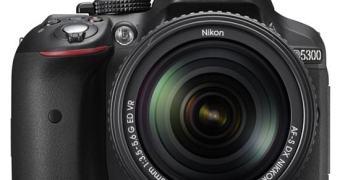 Nikon D5300 – Finalmente Wi-Fi integrado