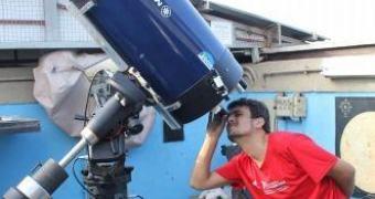 Maior telescópio do Espírito Santo custa menos que dois PS4s