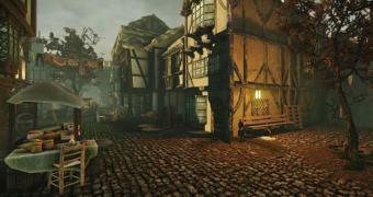 Estudantes usam a CryEngine para recriar a Londres do século 17