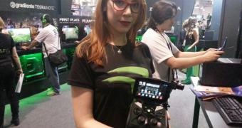 BGS 2013: NVIDIA confirma novo Shield e lança Tegra Note no Brasil