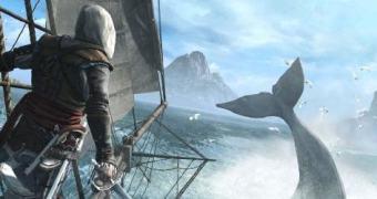 BGS 2013: produtora de Assassin's Creed IV diz que game é o maior da franquia em horas de jogo