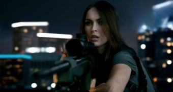 Call of Duty, armas e Megan Fox