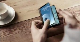 Samsung espera lançar gadgets com displays dobráveis já em 2015