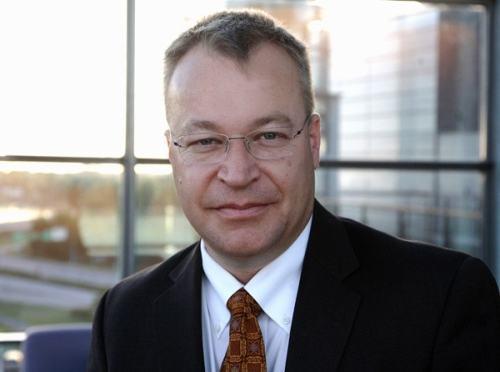 Caso se torne CEO, Stephen Elop pode tocar o terror na Microsoft