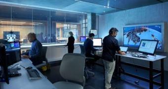 Microsoft abre QG futurista para combater botnets, hackers e outros crimes virtuais