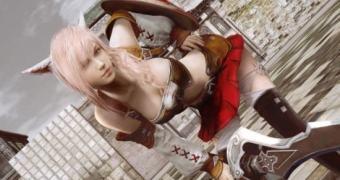 Versão em inglês de Lightning Returns: Final Fantasy XIII terá DLC do aúdio em japonês
