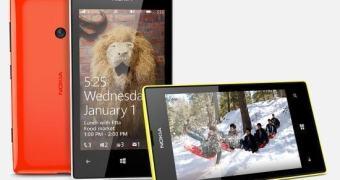 Nokia revela o Lumia 525, sucessor de seu mais popular Windows Phone