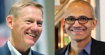 Rumor: Microsoft revisou lista de candidatos a CEO; Alan Mulally e Satya Nadella seriam os favoritos