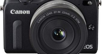 Canon EOS M2 – somente para o Japão