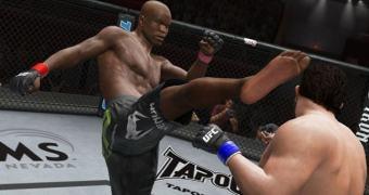 EA estuda lançar jogo gratuito do UFC no Brasil