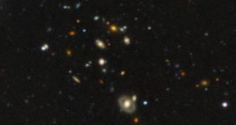Projeto ALHAMBRA identifica e classifica mais de meio milhão de galáxias