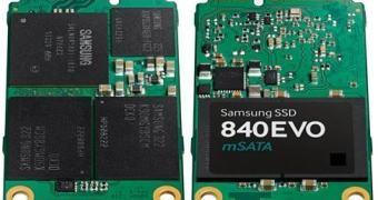 Samsung revela 840 EVO mini, o primeiro SSD mSATA com 1 TB de capacidade