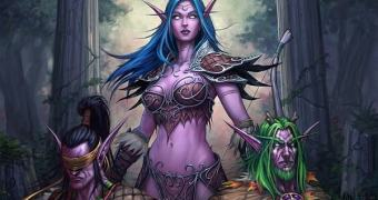 Cuidado: aquela linda night elf de World of Warcraft pode ser um agente da NSA