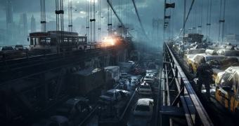 The Division e a impressionante engine Snowdrop
