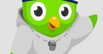 Duolingo para iOS agora conta com personal trainer