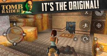 Primeiro Tomb Raider ganha versão para iOS
