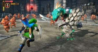 Nintendo revela Zelda no estilo Dynasty Warriors