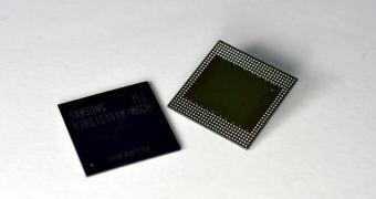 Novo chip de memória DDR4 da Samsung permitirá smartphones com até 4 GB de RAM