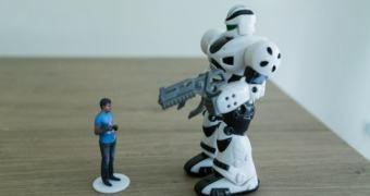 Shapify.me: crie sua própria mini-estatueta 3D com o Kinect