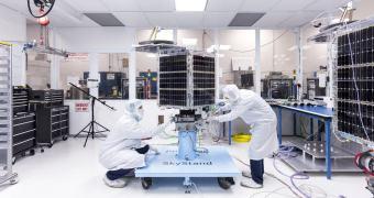 Empresa lança satélite comercial com direito a vídeo HD
