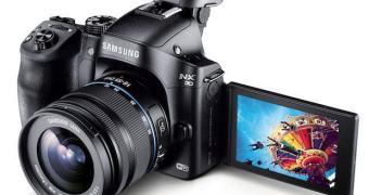 Nova Samsung NX30