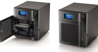 Lenovo anuncia NAS HDMI USB 3.0 Bit Torrent com 16 TB