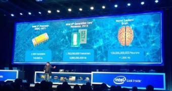 CES 2014: Intel afirma que processadores irão superar cérebro humano dentro de uma década