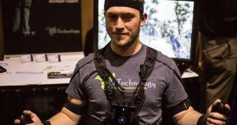 """CES 2014: PrioVR, o """"exoesqueleto"""" para gamers"""
