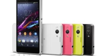 CES 2014: Sony Xperia Z1 Compact, um smartphone pequeno mas invocado