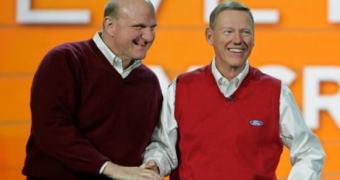 Alan Mullaly diz que não sairá da Ford e Microsoft se complica na busca por CEO
