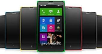 Normandy, o suposto Android da Nokia exibe corpinho e interface na net [UPDATE]