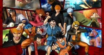 J-Stars Victory Vs, o Super Smash Bros. dos personagens de anime