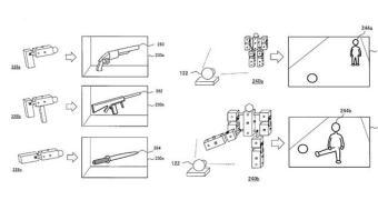Sony registra patente de joystick modular