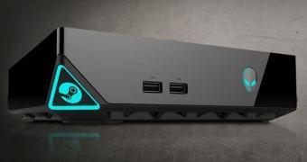 Steam Machines da Alienware não aceitarão upgrades
