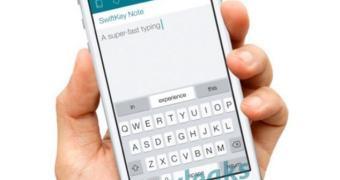 SwiftKey Note é lançado para iOS