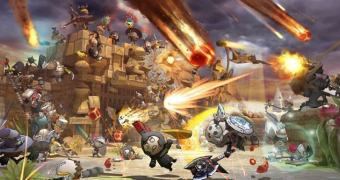 Happy Wars deixa de exigir assinatura da Live Gold