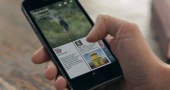 Paper, o Facebook para iPhone com cara de Flipboard