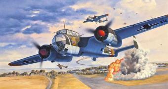 Aplicativo da Wargaming nos permite explorar avião da 2ª Guerra
