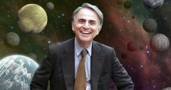 Comemore: arquivos de Carl Sagan começam a ser disponibilizados online
